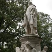 Statue of Goethe