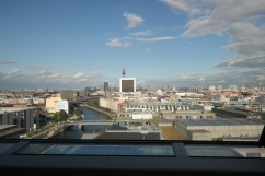 View from the Reichstag Dome
