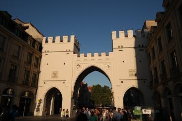 Karlstor Gate