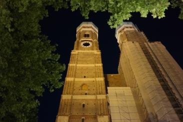 Munich cathedral (Frauenkirche)