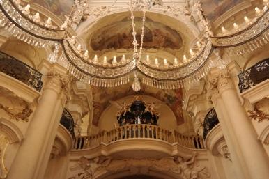 Inside St Nicholas Church