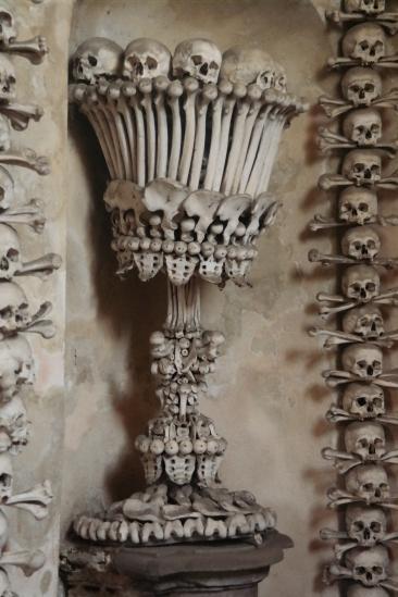 Bone goblet