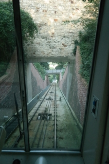 The funicular railway
