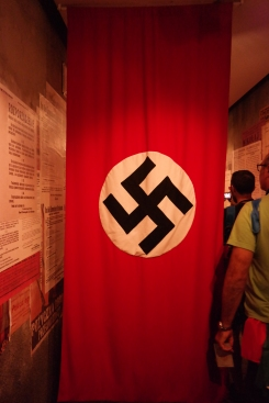 The story of Nazi occupation