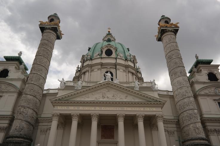 Stunning Karlskirche