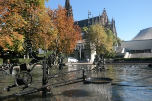 The Tinguely Fountain