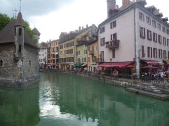 Annecy when I went in 2011!