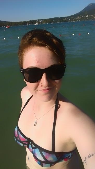 Lake Selfie!