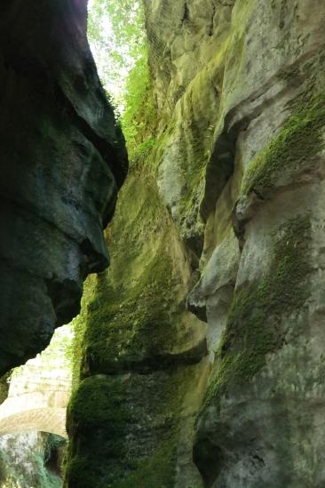 Gorge faces