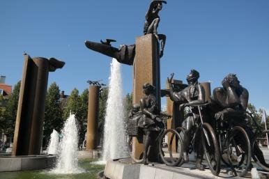 Group Fountain