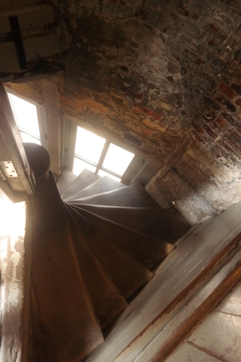 Stairs in the Belfry