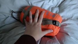 A mini sleeping bag can be useful