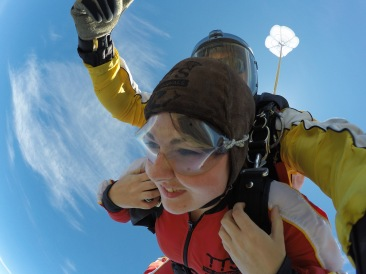 Free fall is cool