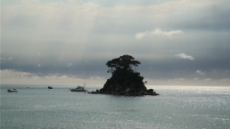A pretty island