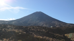 Mt Ngauruhoe (Mt Doom)