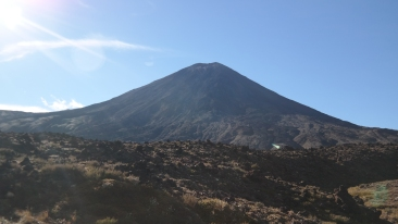Mt Ngauruhoe (Mt Doom)