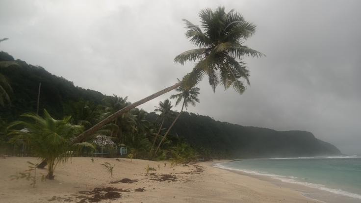 Faofao beach