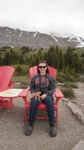 Red chair #1