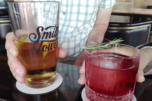 9. drinks smith tower