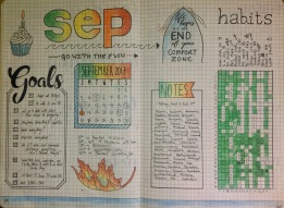 September Monthly View
