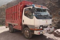 A cute truck