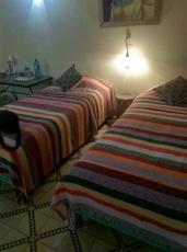 Our room in Riad Al Zahara