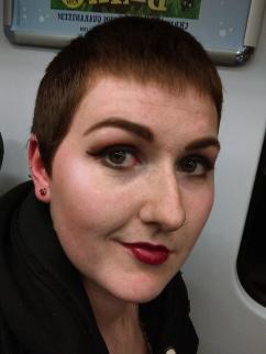 More make up!